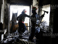 VIDEO. Sfarsit cumplit pentru doua femei din Bihor, mama si fiica. Au murit carbonizate in propria locuinta
