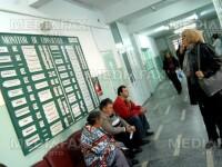S-a aruncat de la etajul 9 al spitalului judetean din Timisoara