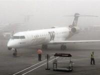 Craiova in ceata! Aeroport blocat