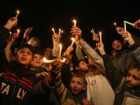 Sute de lumini au impodobit Aradul!