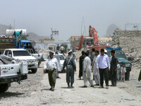 Atentat sinucigas cu microbuz-capcana in Bagdad, soldat cu opt morti