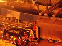 China: 3 morti, 19 raniti si 17 disparuti dupa prabusirea unui tunel
