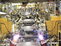 Perioada grea si pentru Toyota Motors: va reduce productia cu 7% in 2009