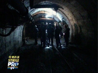 Te vezi la Stirile Pro TV - Supravietuitorii de la mina Vulcan I