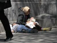 Reportaj la TSR: Copii exploatati ca sa imbogateasca mafia romaneasca