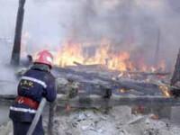O vila care trebuia sa devina pensiune a fost distrusa de o explozie