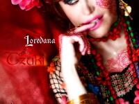 Loredana in revista The One!