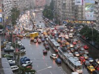 Fascinanta epopee a traficului din Bucuresti