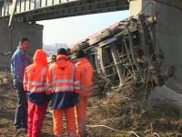 Inca o tragedie pe calea ferata! Un personal a spulberat o masina in Lugoj!