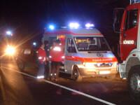 O masina a Ambasadei SUA in Romania a provocat un accident in lant
