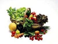 Legumele si fructele te salveaza de la ingrasare