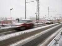 Iarna all-inclusive in Romania. Telecabina din Busteni, blocata