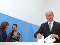 Basescu: Vom incerca sa introducem votul prin corespondenta