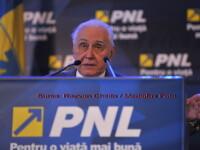 Liderul PNL Radu Campeanu, internat la spital