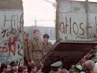 Astazi se fac 50 de ani de la construirea Zidului Berlinului