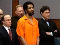 Lunetistul care a terorizat Washingtonul in 2002, executat