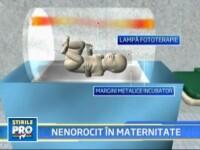 La o zi dupa operatie, bebelusul ars in incubator le da sperante medicilor