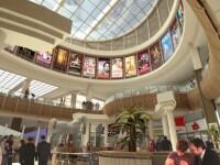 Chiriile din mall-uri scad drastic, odata cu vanzarile