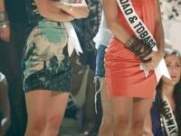 Miss Japonia si Miss Trinidad Tobago! Partida de sex, postata pe Internet!