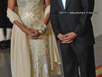 Statui de ceara pentru Barack si Michelle Obama!
