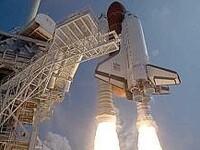Naveta spatiala Atlantis a fost lansata cu succes