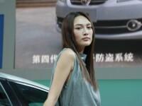 Targ auto in China, cu 600 de expozanti