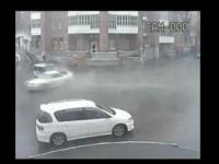 NO COMMENT! Accidente incredibile: uite ce poate face teribilismul la volan