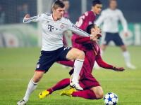 CFR Cluj 0-4 Bayern. Nemtii s-au calificat in optimile Ligii Campionilor