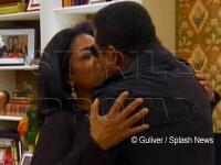 Oprah si fratele lui Michael Jackson, o noua idila?! Vezi cum s-au sarutat