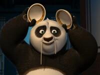 Ursuletii panda au ajuns maestri in kung-fu