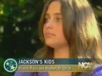 Premiera! Copiii lui Michael Jackson au vorbit despre tatal lor VIDEO