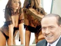 Iar orgii in casa lui Papi Silvio! Romanca Florina i-a incalzit patul