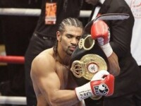 Haye, campionul lumii: a luat 6 milioane euro dupa primul meci de box 3D