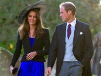 Invitatiile la nunta Printului William cu Kate Middleton, trimise prin fax