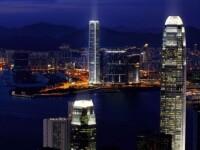 Hotelul Ritz din Hong Kong, cel mai inalt din lume. Va avea 118 etaje. FOTO
