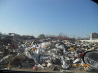 Bucuresti, sectorul 5: Gunoaiele sufoca oamenii