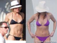 Cameron Diaz si Jennifer Aniston te lasa masca! Uite cat de bine arata