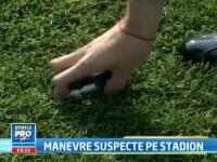 Jucatorul acuzat ca l-a ajutat pe huliganul din Ploiesti reconstituie scena: ce obiect a ascuns