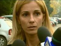 Irina Truica si-a recuperat fetitele de la tatal lor. Despartirea s-a lasat cu lacrimi