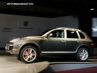 Masini Porsche Cayenne si Audi Q7, vandute in Orientul Mijlociu si declarate furate in Romania