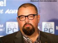 Cristian Popescu Piedone candideaza pentru un nou mandat de primar din partea USL