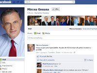 Geoana a anuntat pe Facebook ca ramane in PSD: \