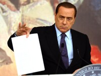 CRONOLOGIE. Evolutia crizei politice din Italia din 2008 si pana in prezent