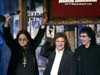 Membrii fondatori Black Sabbath se reunesc pentru turneu si album in 2012. Ozzy: