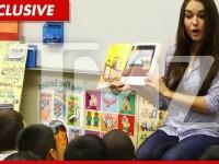 Parinti revoltati in SUA dupa ce au aflat pentru ce a fost premiata actrita care le-a citit elevilor