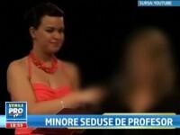 Profesorul de pian preda si sexul cu demonstratie elevelor sale. Scandalul continua la Sf. Gheorghe