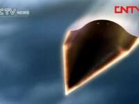 Arma care ar putea lovi orice tinta de pe Glob, in cel mult o ora. SUA a testat bomba supersonica