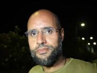 Seif al-Islam, fiul fostului dictator Ghaddafi, a fost arestat in sudul Libiei