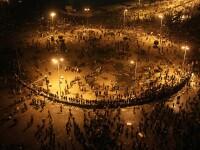 Egiptul, in haos cu o saptamana inainte de primele alegeri. 13 persoane au murit azi noapte la Cairo