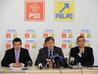 Crin Antonescu: USL va organiza un miting de AMPLOARE in Bucuresti. Cerem demisia Guvernului
